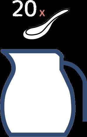 Магнезиева вода - рецепта